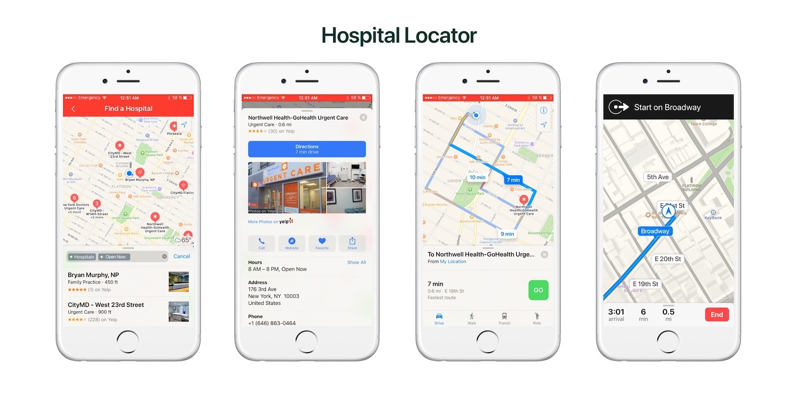 Got a Medical Emergency There's an App for That